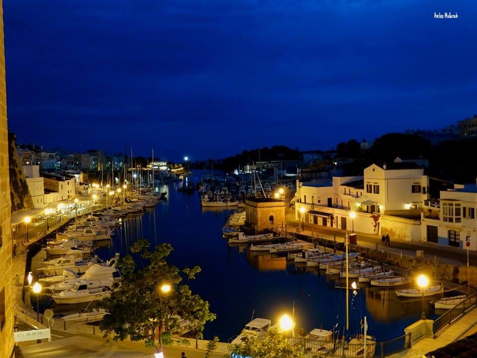 Menorca vista dal fotografo Avelino Mullarah Lopez